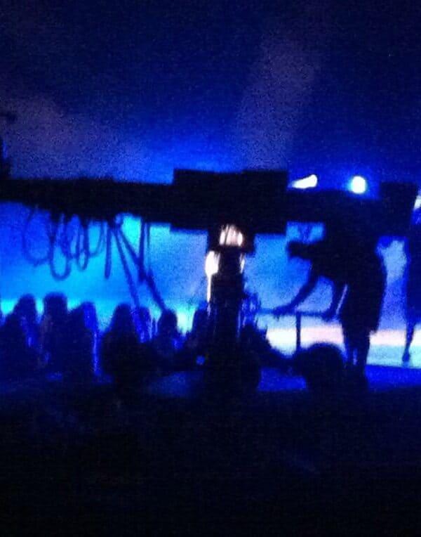 TCC at the Usher concert!